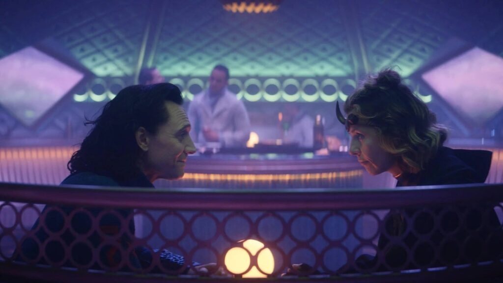 "Loki ""Lamentis"" Episode 3 Marvel Studios Disney+"