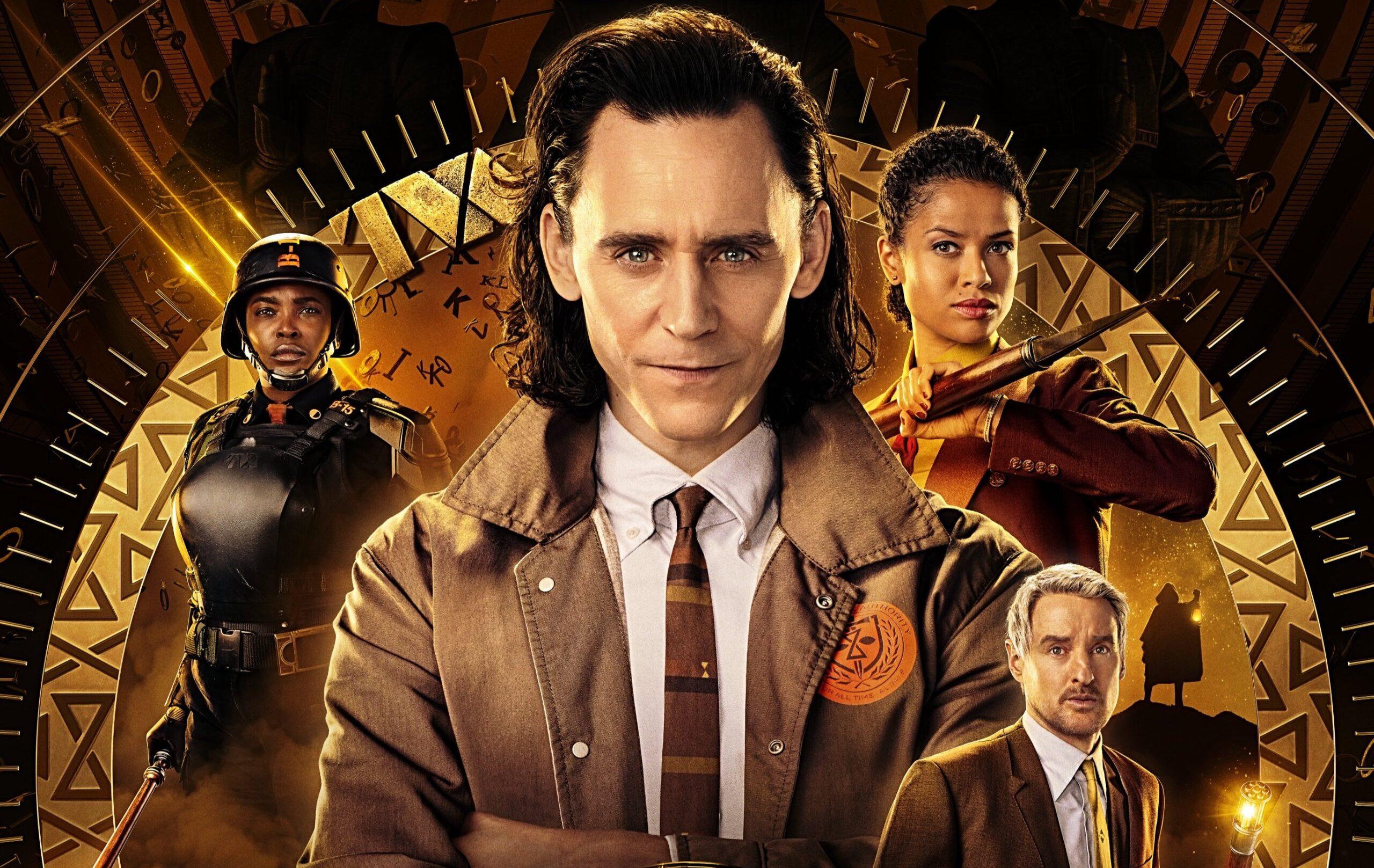 Loki Marvel Cinematic Universe Disney+