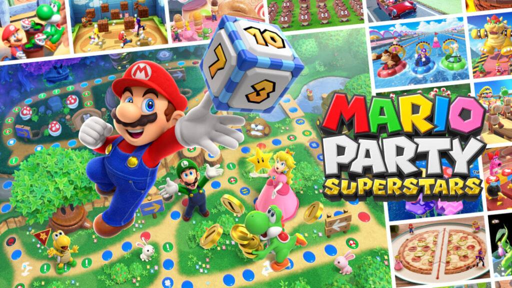 Nintendo Direct E3 2021 Mario Party Superstars