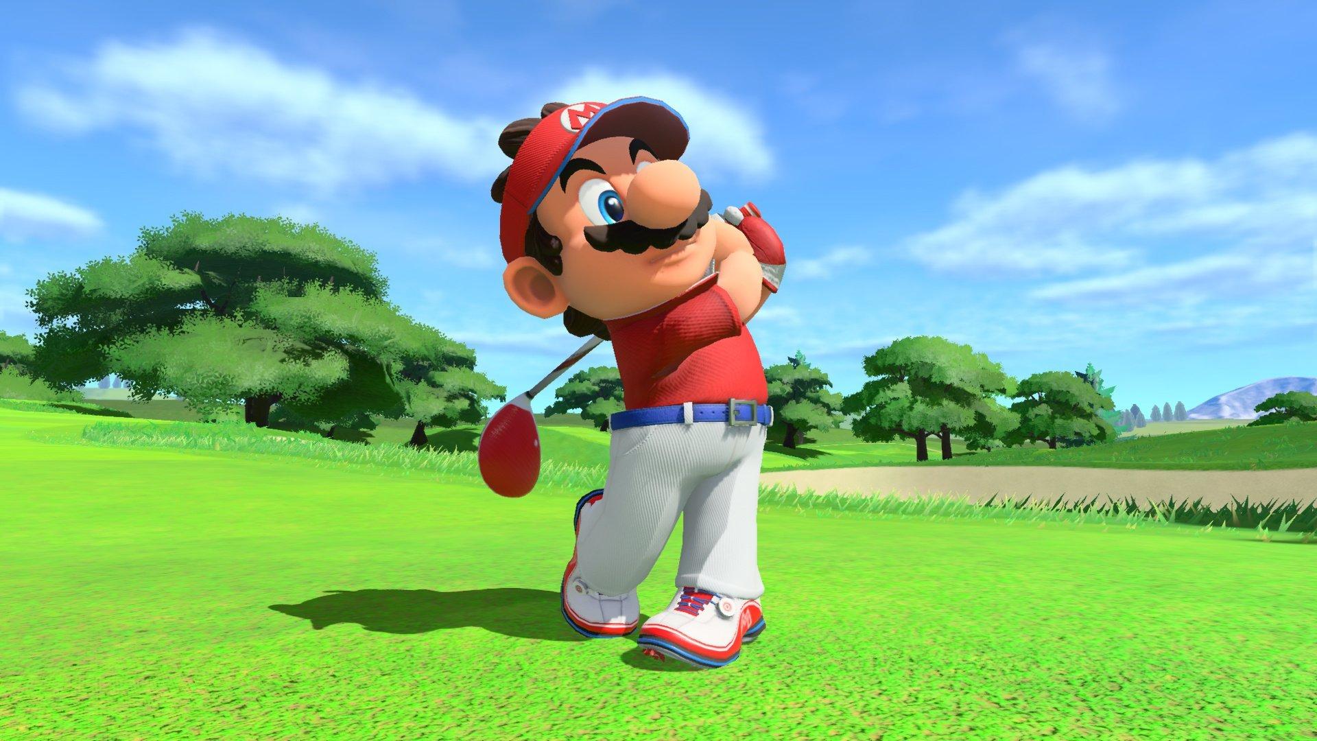 Mario Golf: Super Rush Tips Guide