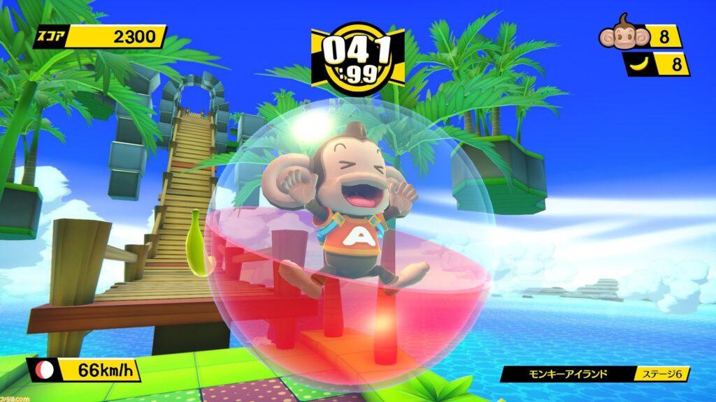 Nintendo Direct E3 2021 Super Monkey Ball Banana Mania