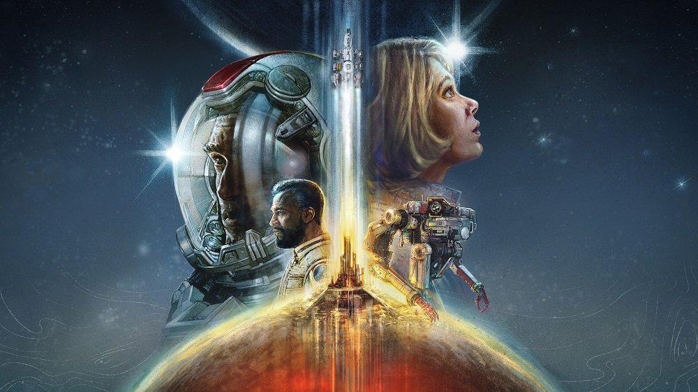 Starfield; Xbox