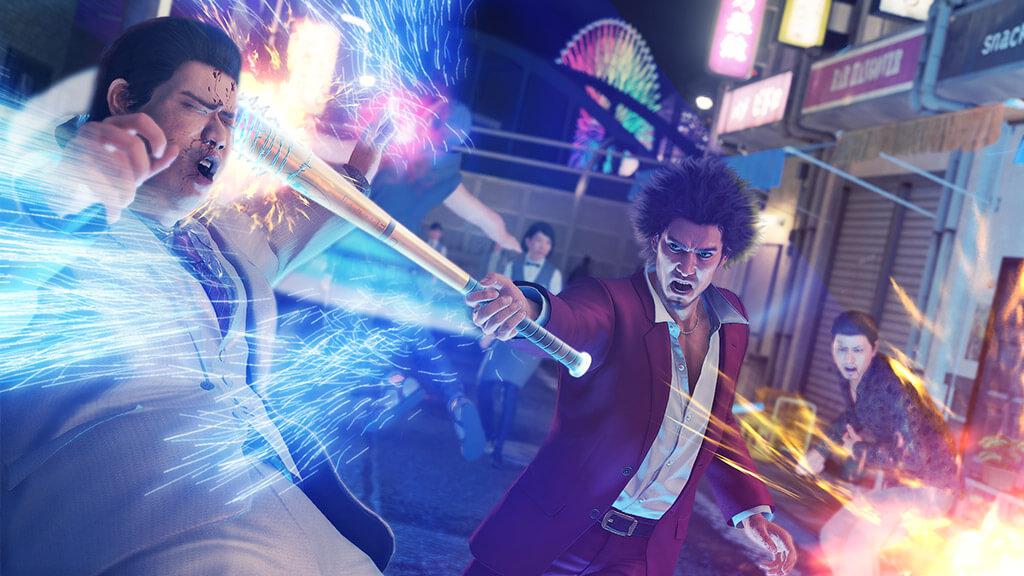 Yakuza Like a Dragon; Xbox E3