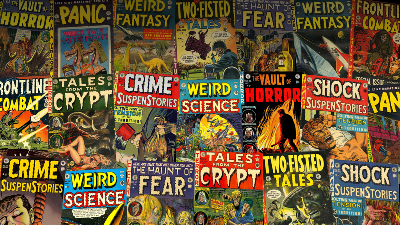 10 Best EC Comics