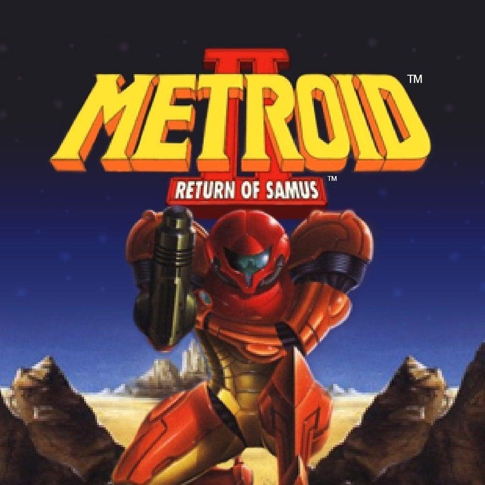 Metroid 2 Return of Samus - image courtesy of Reddit