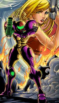 Samus Gravity Suit - image courtesy of wikitroid