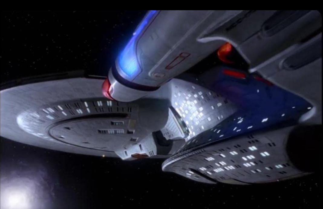 Star Trek Next Generation All Good Things Review