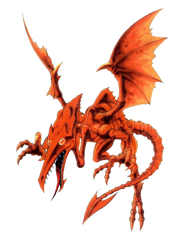 Super Metroid Ridley - image courtesy of Metroid Wiki