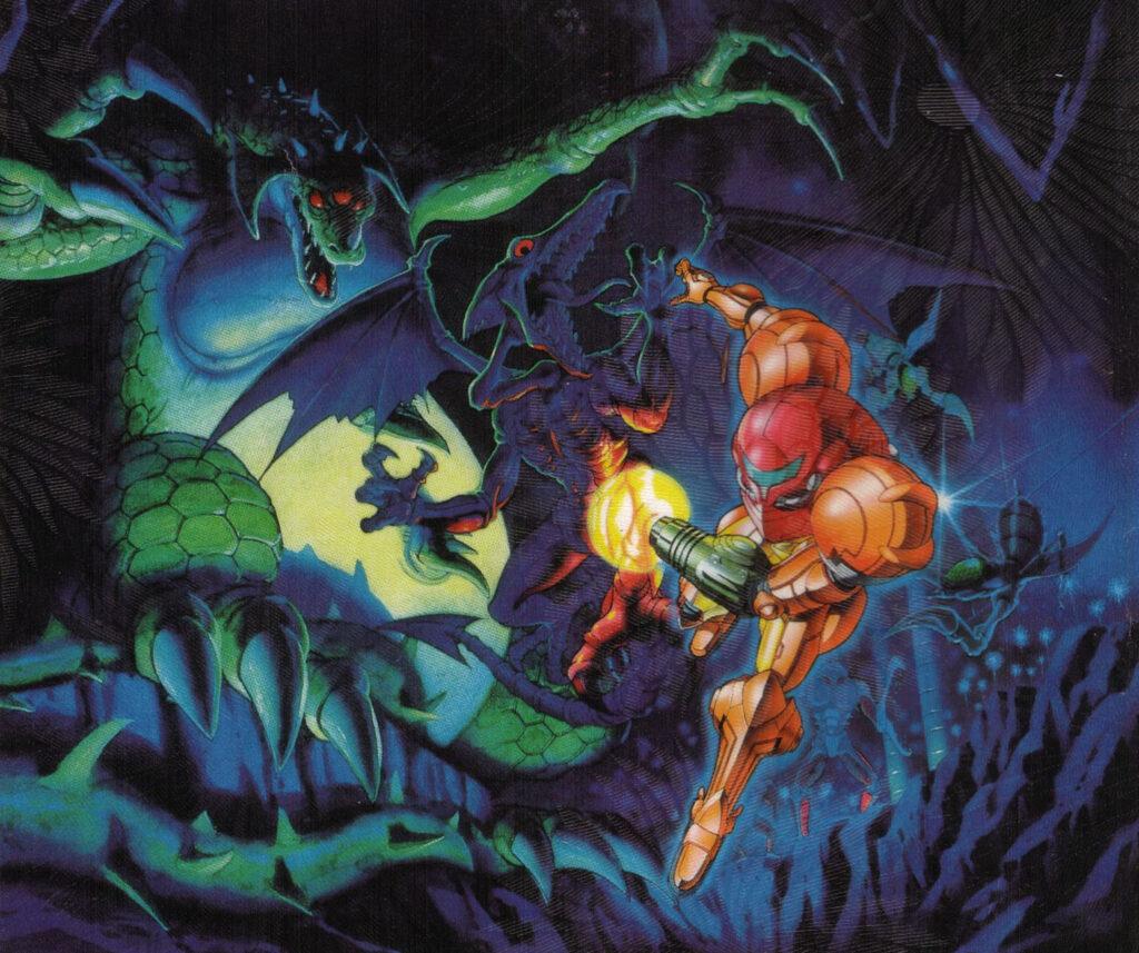 Super Metroid SNES - image courtesy of Metroid Wiki