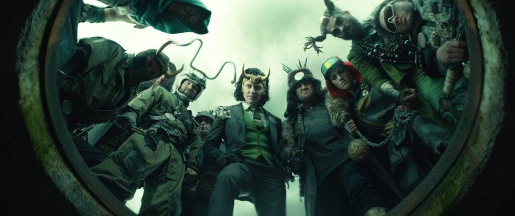 Loki Marvel series