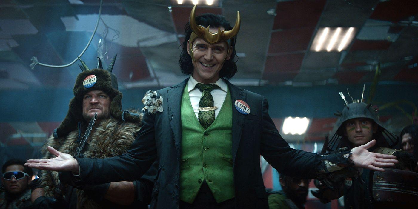"Loki Episode 5 ""Journey Into Mystery"""