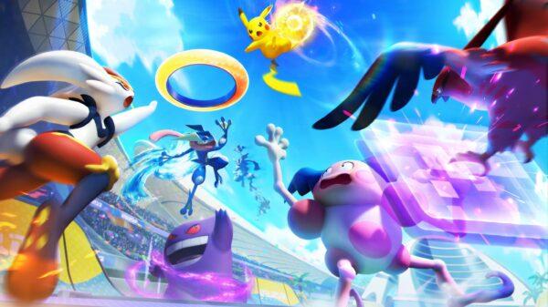 Pokémon Unite Review Nintendo Switch Tencent