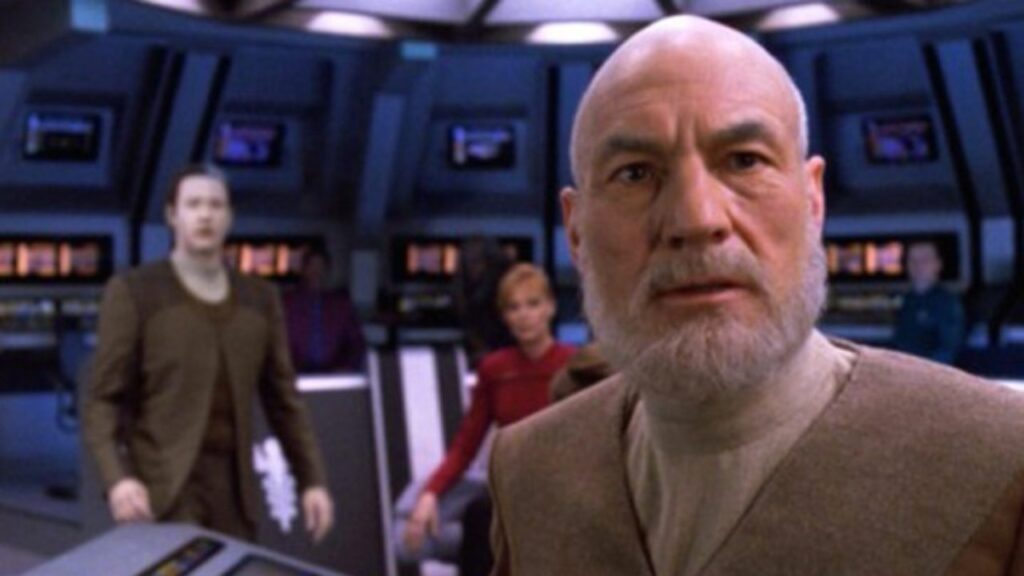 Star Trek: The Next Generation finale