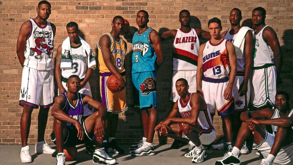 1996 NBA Draft Class