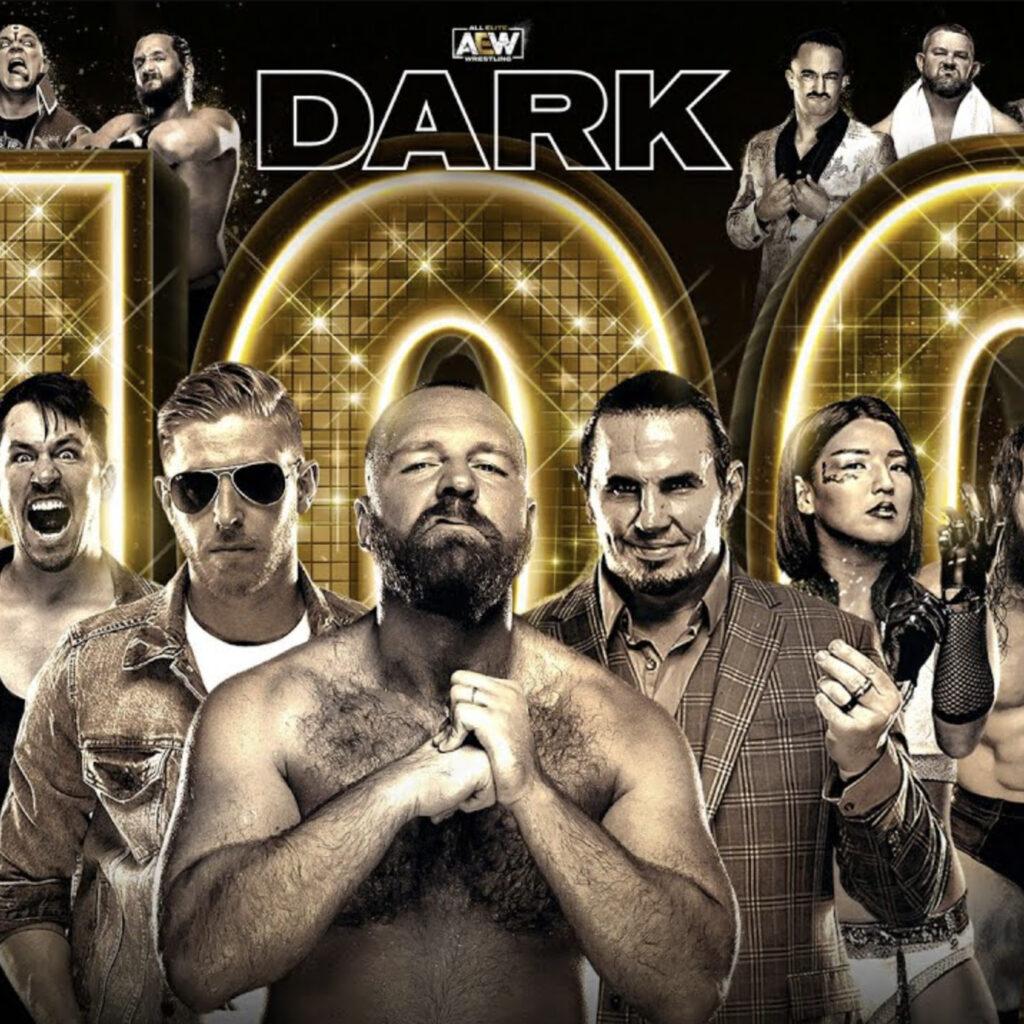 AEW Dark Episode 100