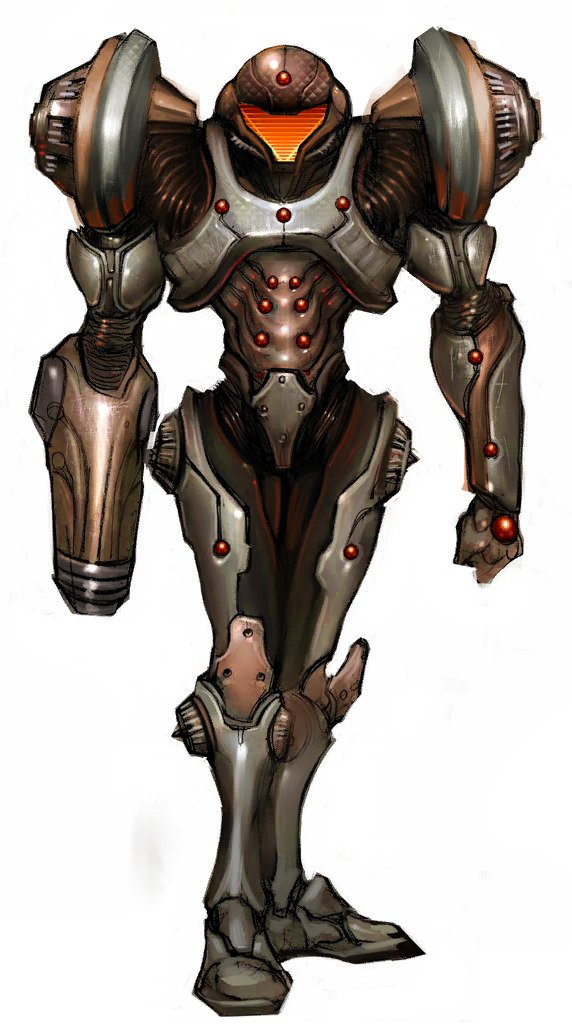 Dark Suit Samus - image courtesy of Metroid Wiki
