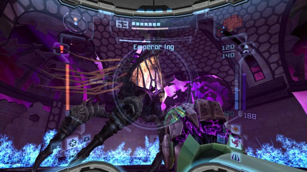 Emperor Ing/ Dark Samus (Metroid Prime 2: Corruption)