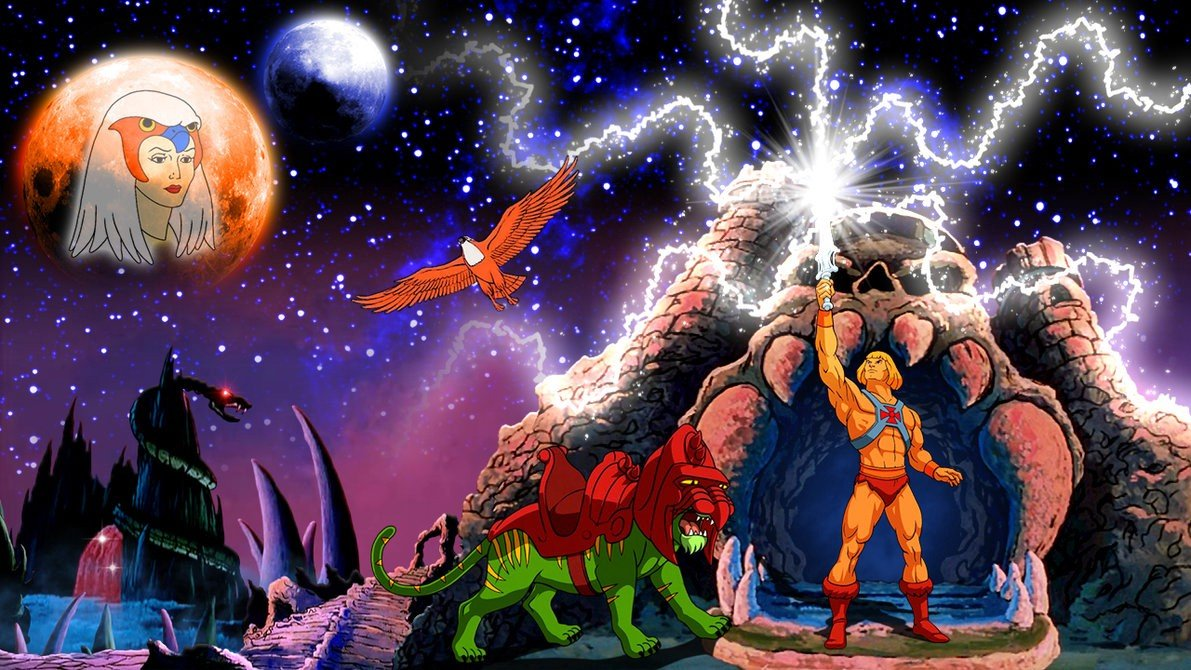 He-Man And The Masters Of The Universe Ruled The '80s