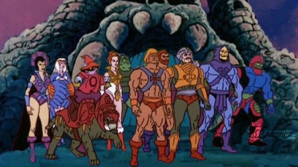 He-man cartoon filmmation
