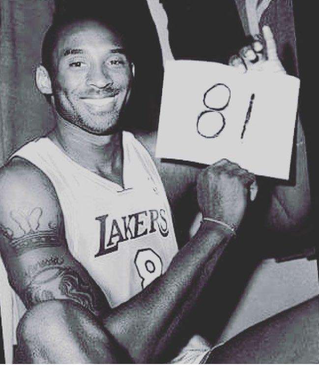 Kobe 81 point game
