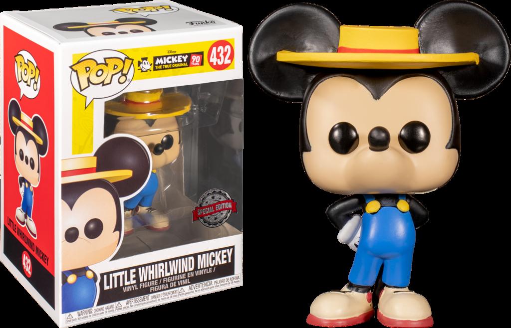 Little Whirlwind Mickey
