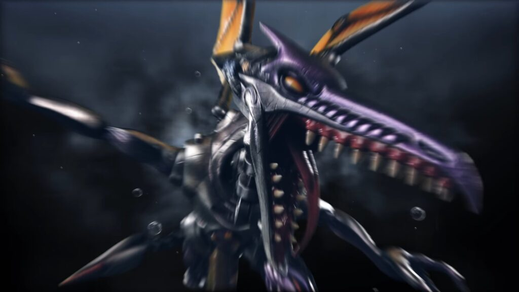Meta Ridley (Metroid Prime)
