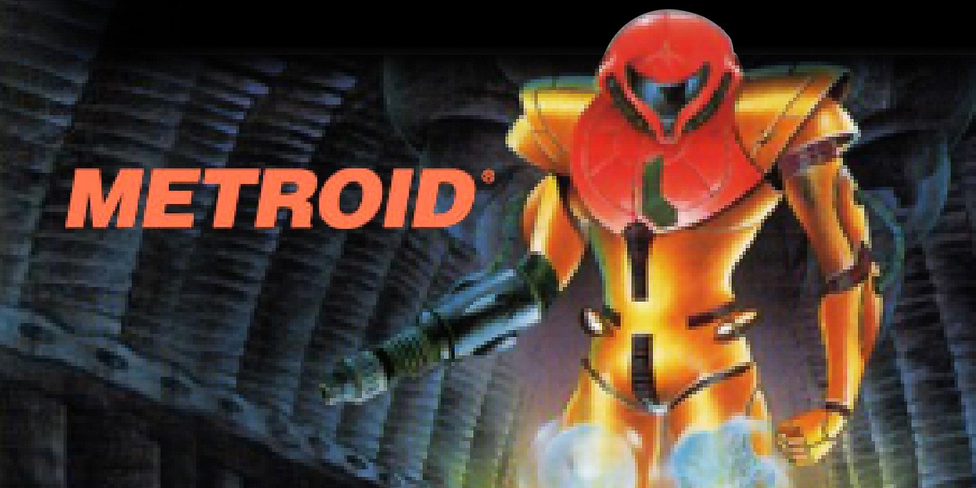 Metroid 35 year anniversary