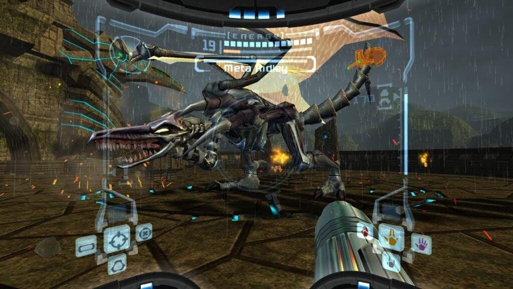 Ridley Metroid Prime 4