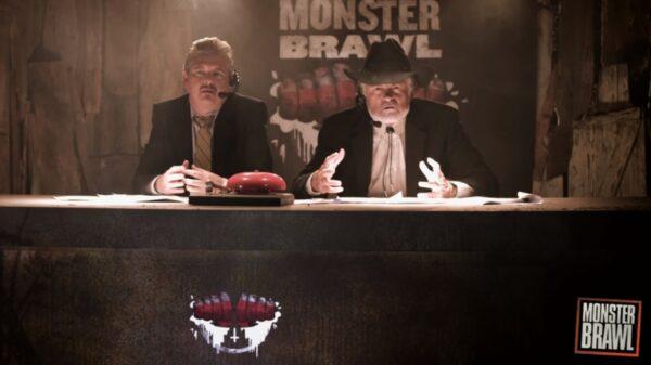 Monster Brawl movie review