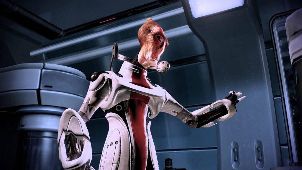 Mordin Sings Gilbert & Sullivan (Mass Effect 2)