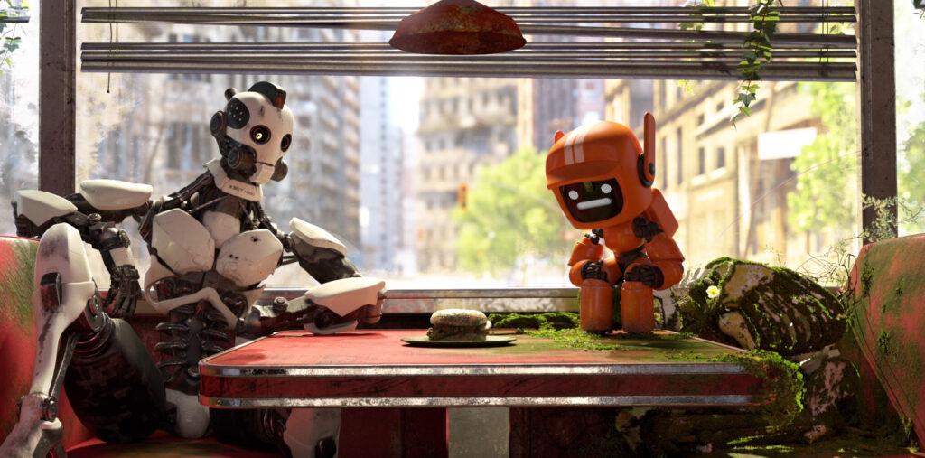 love death+  robots season 1