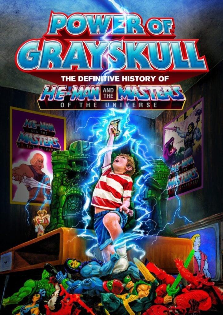 The Power Of Grayskull poster