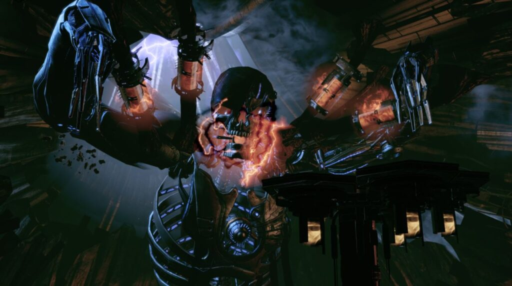 Mass Effect 2 Suicide Mission
