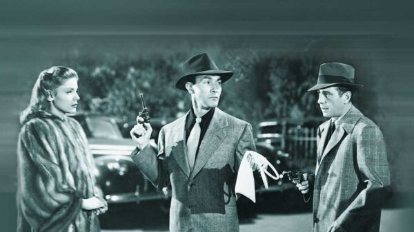 The Big Sleep 1946 podcast review