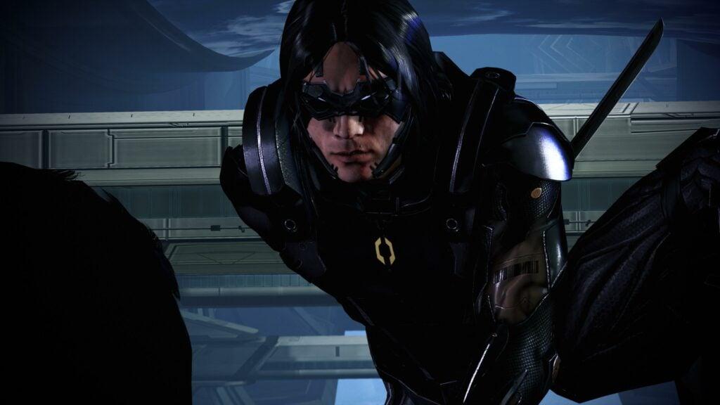 The Death of Kai Leng (Mass Effect 3)