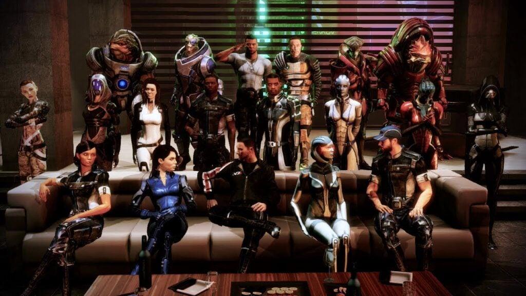 The Final Hurrah (Mass Effect 3, Citadel DLC)