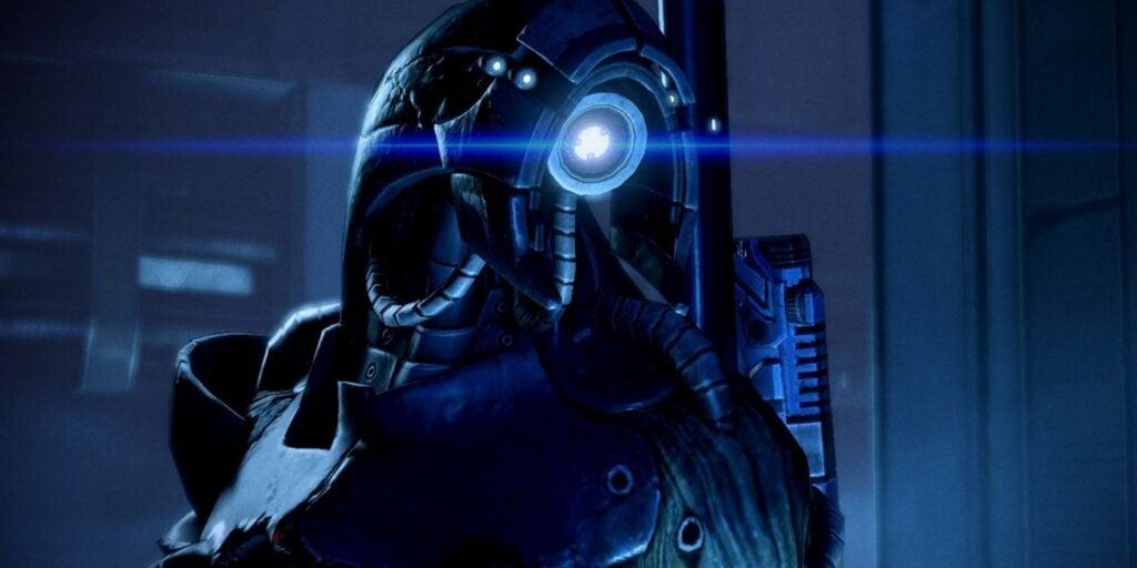The Quarian Conundrum (Mass Effect 3)