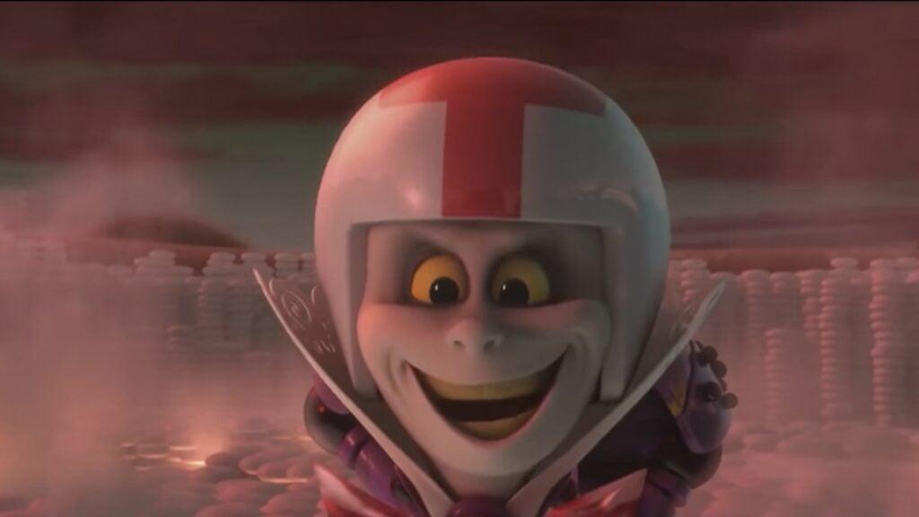 Wreck-It Ralph Turbo