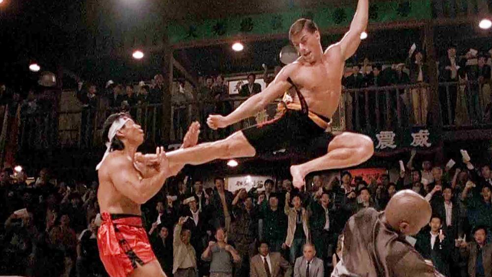 Jean-Claude Van Damme Bloodsport