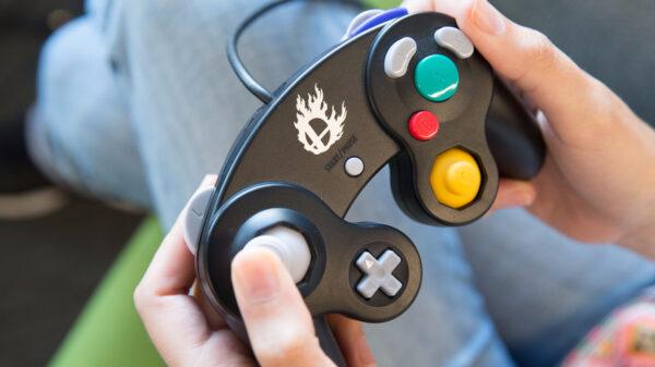 GameCube Controller Nintendo 20 years later