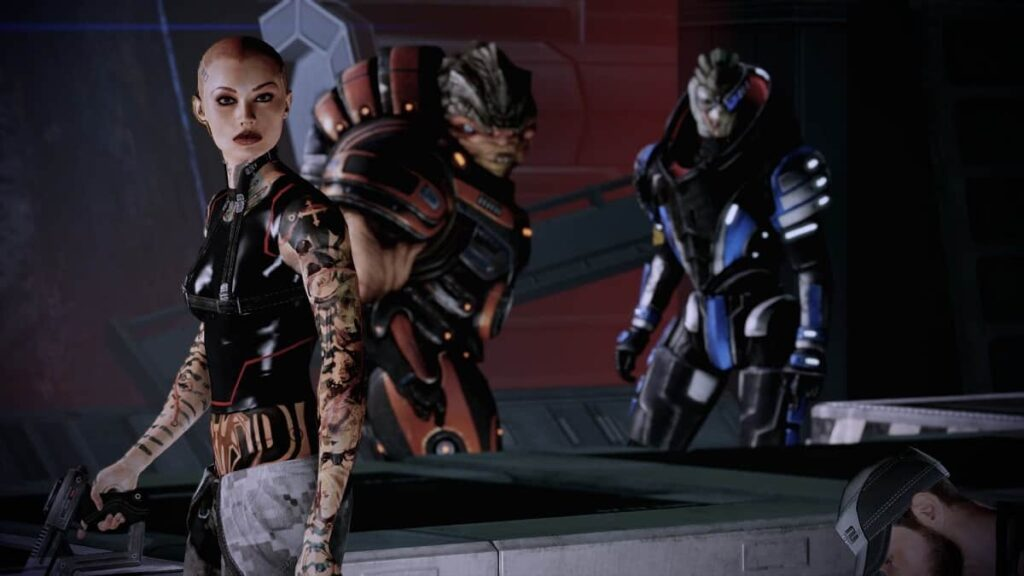 The Suicide Mission (Mass Effect 2)