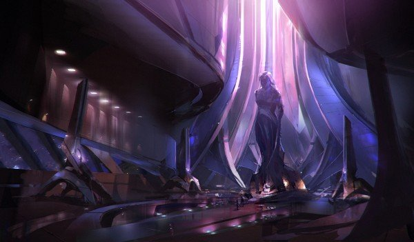 Religion and spirituality in Mass Effect.