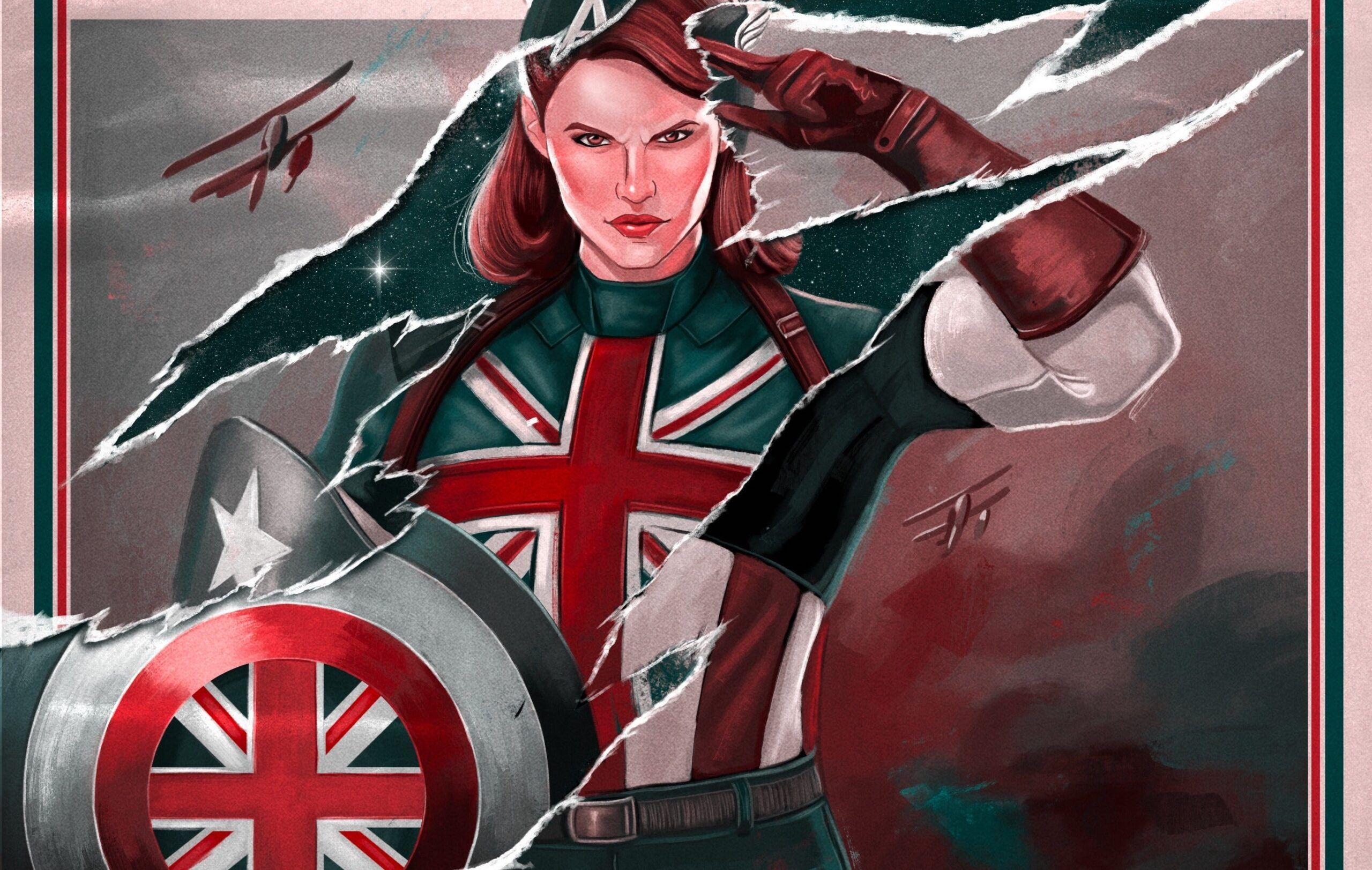 Marvel Studios What If...? Peggy Carter