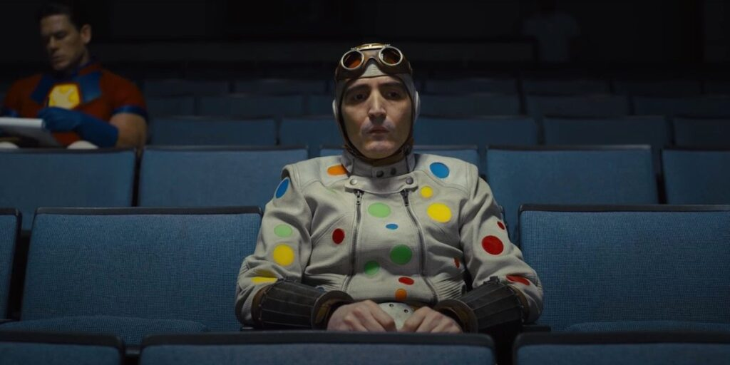 The Suicide Squad The Polka Dot Man