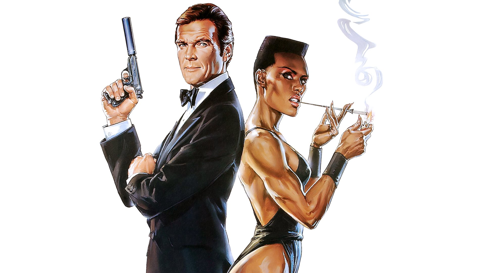 A View To Kill James Bond Retrospective
