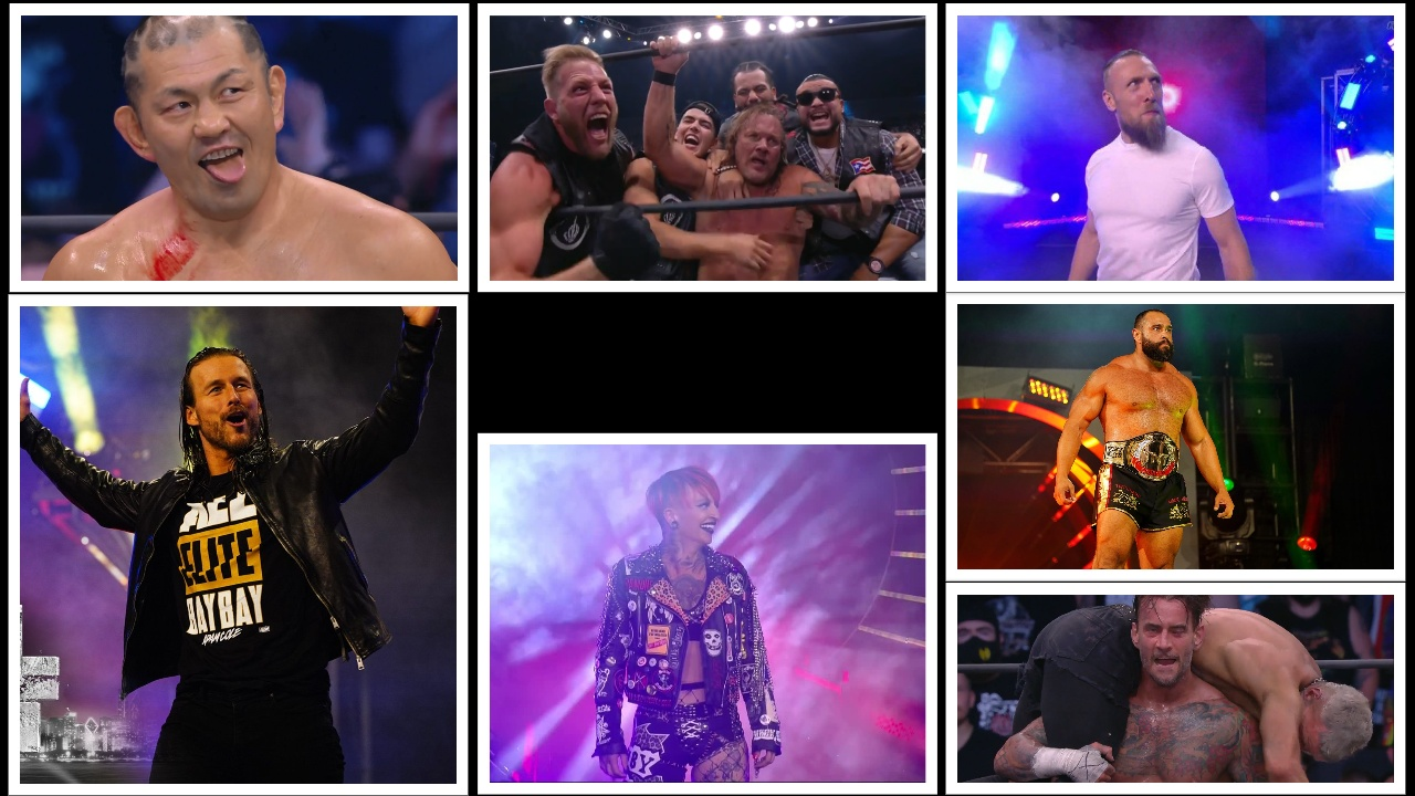 AEW All Out 2021 Podcast Review