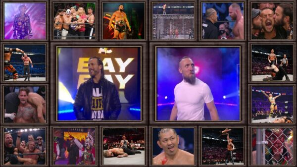 AEW All Out 2021: The Best Moments