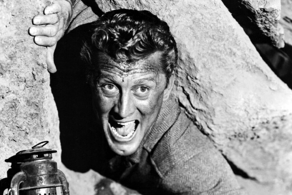 Ace in the Hole - Kirk Douglas