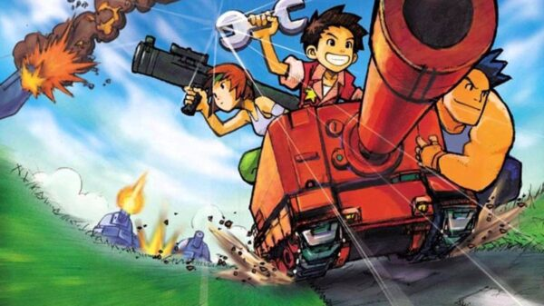 Advance Wars 2001 Anniversary