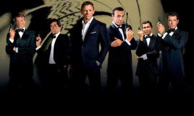 Best James Bond Films 007